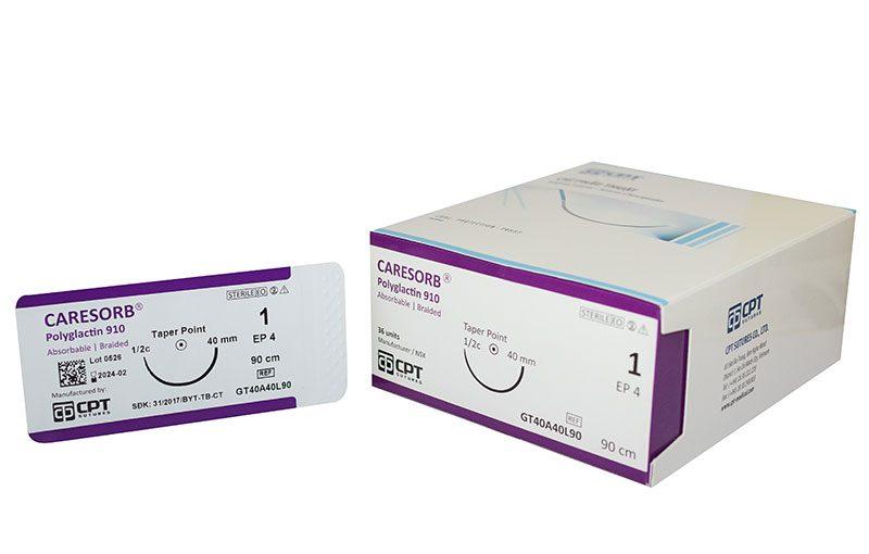 Chỉ CARESORB® – Polyglactin 910