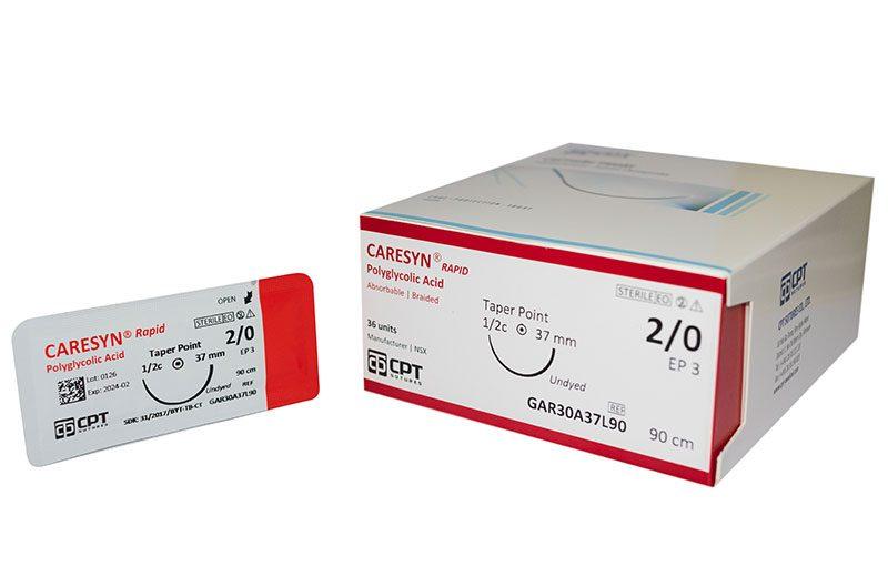 Chỉ CARESYN® Rapid – Polyglycolic Acid
