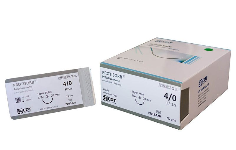 Chỉ PDS | PROTISORB® – Polydioxanone